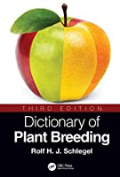 Dictionary of Plant Breeding, 3rd Edition Front Cover