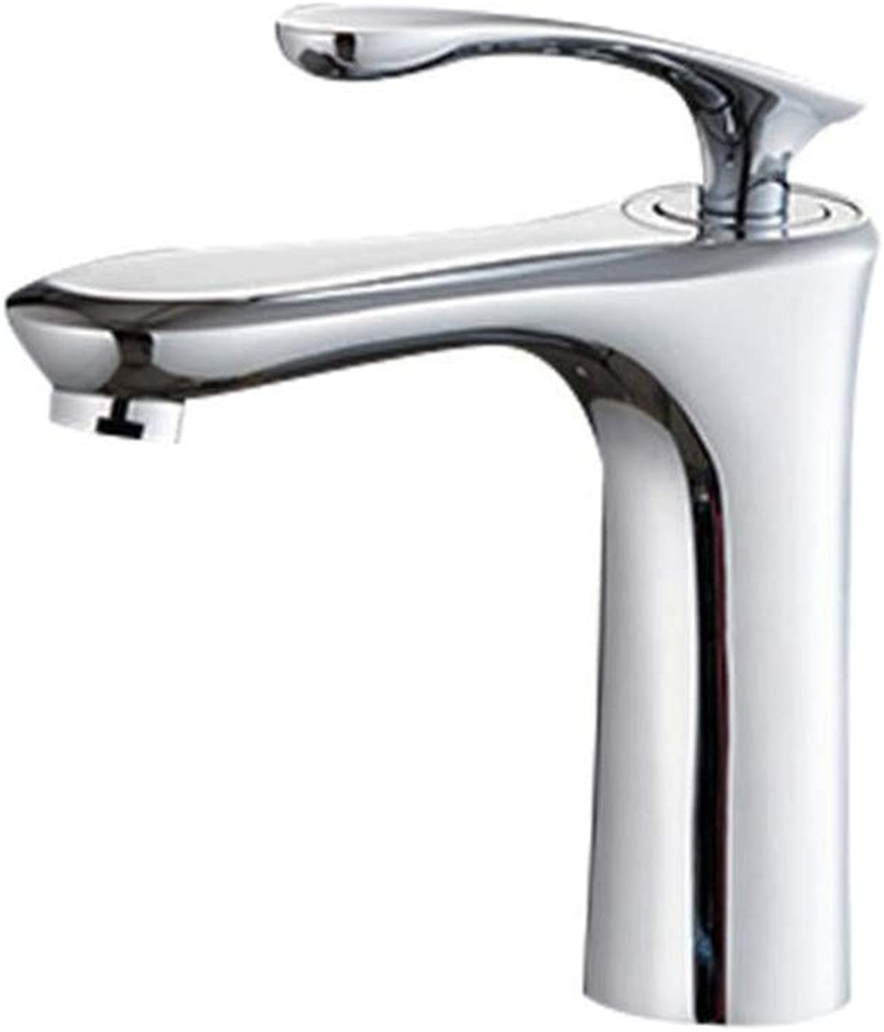 Bathroom Sink Basin Lever Mixer Tap Fine Copper Faucet Kitchen Washbasin Universal Cold and Hot Water Bathroom Faucet