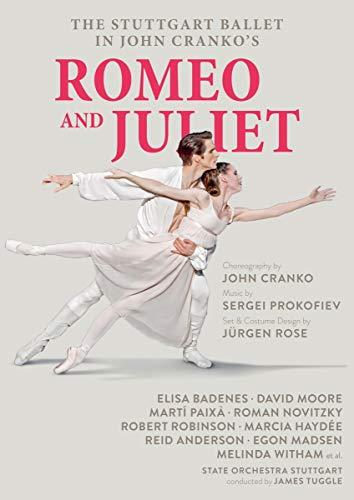 John Cranko`s Romeo und Juliet: Oper Stuttgart, 2017