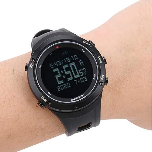 Reloj Deportivo Al Aire Libre Números Reloj De Pulsera Impermeable A Prueba De Agua Equipo De Escalada De Montaña Productos Multifuncionales