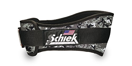 Schiek 2006 Digi Camo Lifting Belt (M)