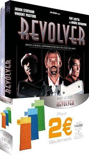 Revolver [DVD + étui baladeur MP3]
