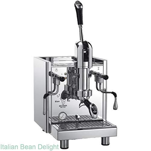 Bezzera Strega Commercial Espresso Lever Machine Tank