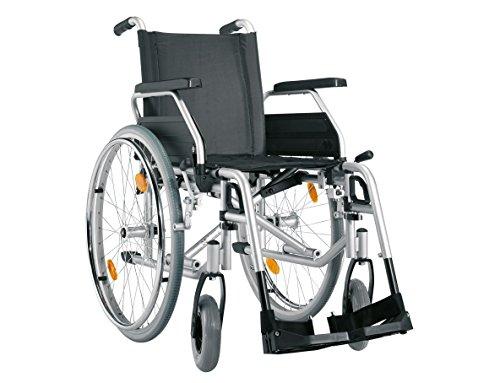 Bischoff & Bischoff Rollstuhl S-Eco 300 Sitzbreite 43 cm