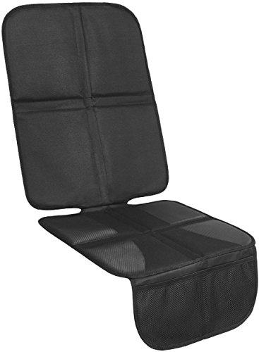 Kindersitzunterlage mit 10mm Polster - ISOFIX-geeignete Autositzauflage | Auto-Sitzschoner
