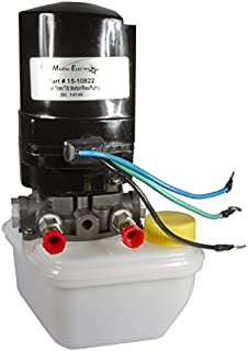 ELM Products Compatible with Mercruiser Power T/T Motor Reservoir Pump 12V 3 Wire 88183A12 6275 18-6769