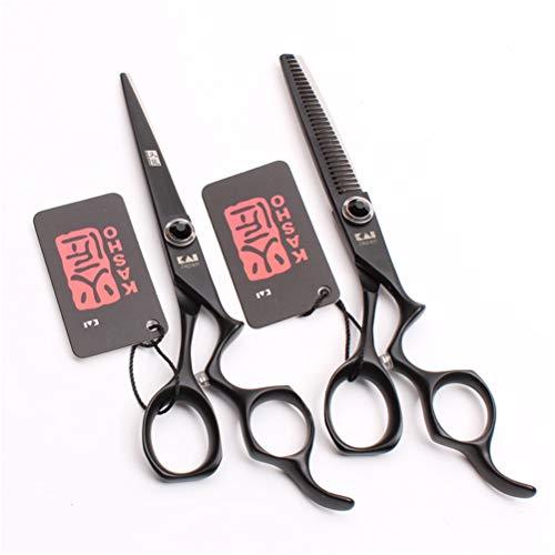 Lecc Juego de Tijeras de peluquería 6