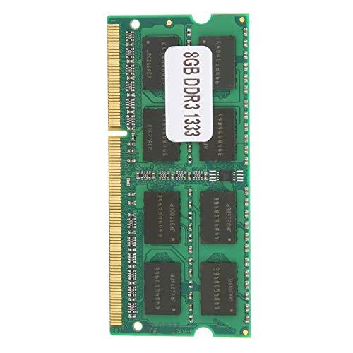 Memoria RAM Memoria para computadora portátil RAM DDR3 Banco de Memoria Partes de computadora Módulo de Memoria para computadora portátil Compatible con AMD