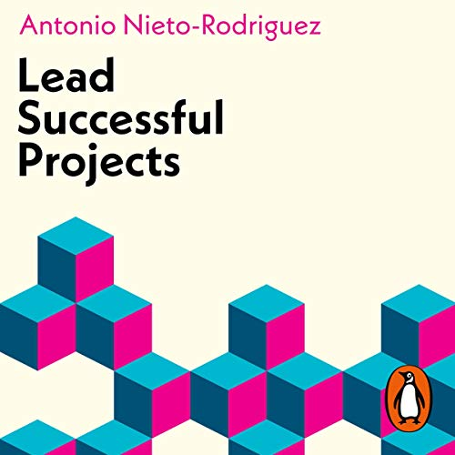 Lead Successful Projects audiobook cover art