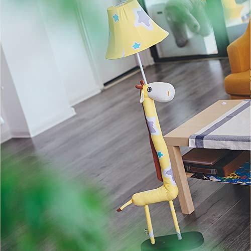 Weiye Cartoon Giraffe Stehlampe, Kreative Wohnzimmer Study Dekorative Lampe, Schlafzimmer Nachttischlampe,stepless dimming