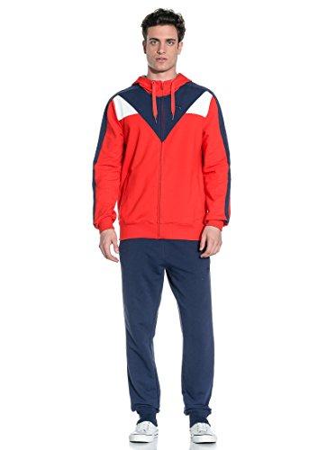 PUMA Herren Baumwoll Hoodie Trainingsanzug, Größe:S