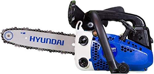 Motosierra de poda Hyundai Cód. 35020 2 tiempos 25,4 cc 1,2 hp 900 w Corte 25 cm