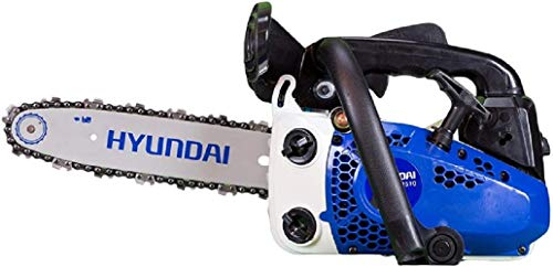 Motosega da Potatura Hyundai Cod. 35020 2 Tempi 25,4 cc 1,2 hp 900 w Taglio 25 cm