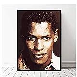 Gigoo Denzel Washington Poster Leinwanddruck Home Decor