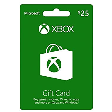 Xbox $25 Gift Card