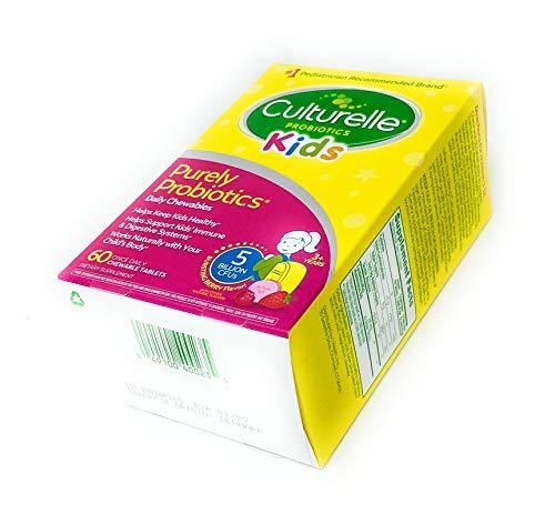 Culturelle Kids Chewables Probiotic, Tablets 1PACK
