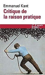 Critique de la raison pratique d'Emmanuel Kant
