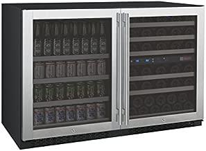 built in under counter wine fridge