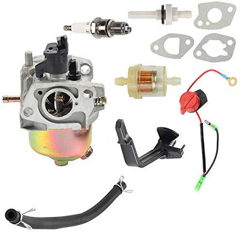 Lowest Price! Montree Shop Carburetor for Champion CPE 46593 46596 46597 46598 196CC 3500/4000W Gene...