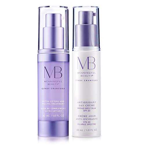 Price comparison product image Meaningful Beauty Renewing Day Protection System,  for Firming and Radiance ,  2 Piece Kit