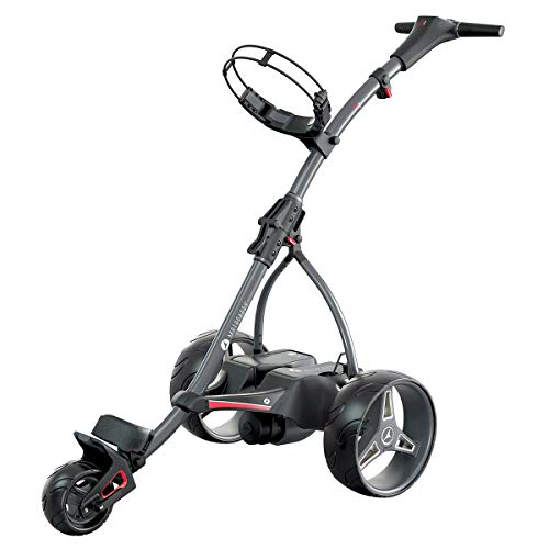 Motocaddy 2020 S1 Ultra Lithium Golf Trolley - Graphit, One Size