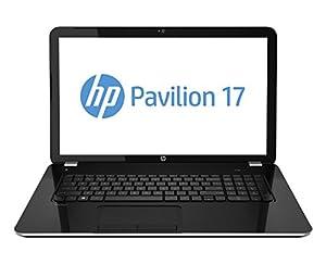 Hp Pavilion 17-e049wm Amd A10-5750m X4 2.5ghz 8gb 750gb Dvd+/-rw 17.3 Win8 [silver/black]