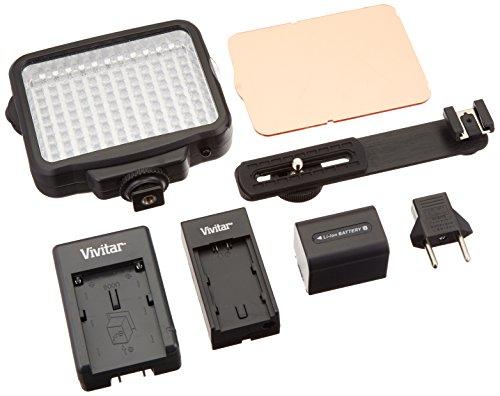 Vivitar 120 Led Light Panel 4 Camera and Camcorder (VIV-VL-900)