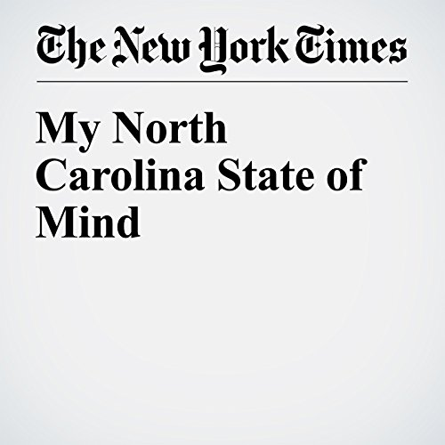 My North Carolina State of Mind audiobook cover art