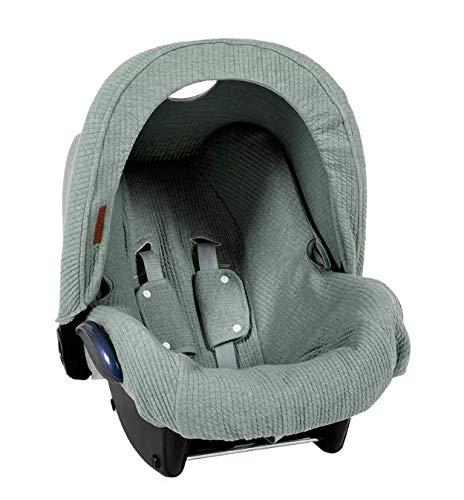 LITTLE DUTCH TE40530110 Verdeck Babyschale 0+ pure mint
