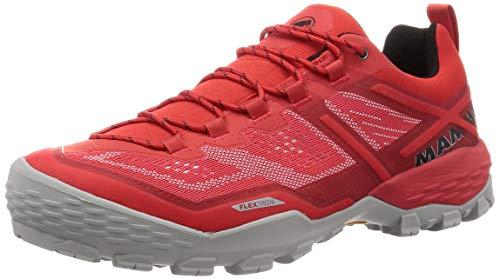 MAMMUT Zapatilla DUCAN Low GTX, Zapatos Hombre, Spicy/Highway, 40 2/3 EU