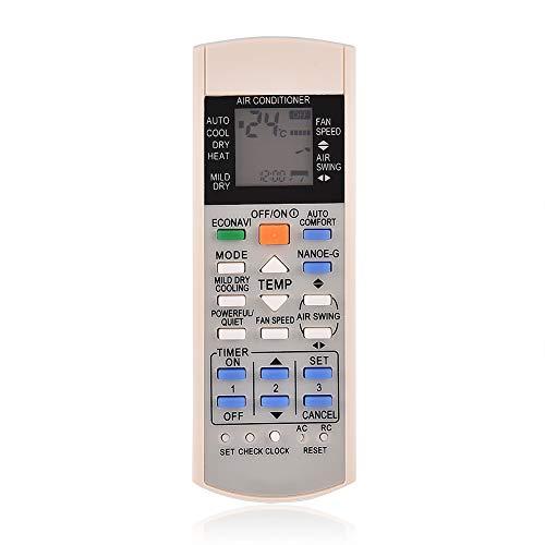 Tihebeyan Klimaanlage Universal Fernbedienung für Panasonic A75C3300, A75c3208 A75c3706 A75c3708 Klimaanlage