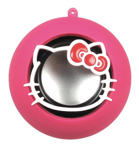 XMI X-mini II Capsule Speaker - Altavoz portátil, diseño Hello Kitty, Color Rosa