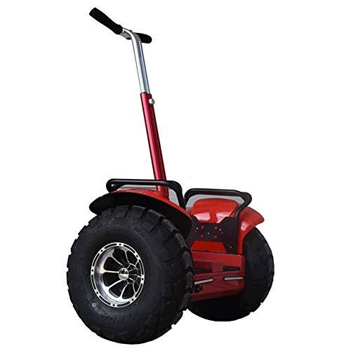 LYYJIAJU Auto Balance de Scooters Auto Balance de Motos, Scooter eléctrico, el Balance automático-Hoverboard, aerotabla LED de 19 Pulgadas, de Mano-Off-Road Equilibrio del Coche