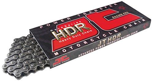 JT Sprockets JTC428HDR130SL Steel 428 HDR 130-Link Heavy Duty Drive Chain