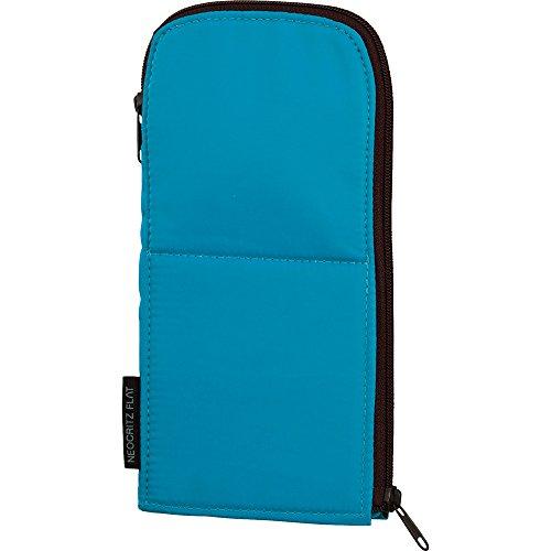 Kokuyo Pencil Case Neocritz Flat Blue (F-VBF160-3)