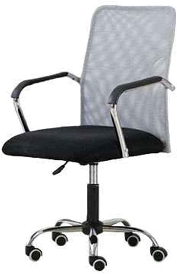 YNWUJIN Swivel Chair Computer Mesh Excellent Lifting Seat Max 87% OFF Rotation