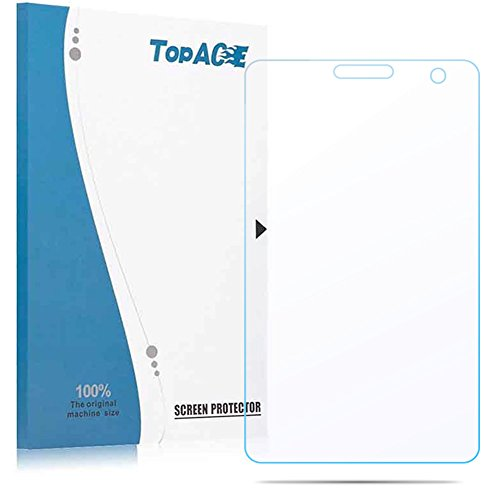 【TopAce】 Huawei MediaPad T1 7.0 専用強化ガラスフィルム 硬度9H 超薄0.33mm 2.5D 耐衝撃 撥油性 超耐久 耐指紋 飛散防止処理保護フィルム