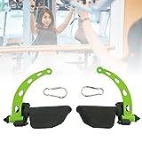 ZPCSAWA Accesorio de Cable de Presión hacia Abajo,Triceps Lat Pull Down Bar con Design Ergonomico para Equipo Deportivo de Entrenamiento de Fuerza