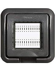 BTicino 24602L Idrobox Luna deksel IP55 2P