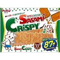 (まとめ)ササミクリスピー 87枚入(29枚×3袋)(ペット用品)【×5セット】 〈簡易梱包