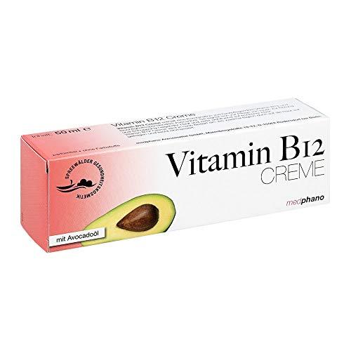 VITAMIN B12 Crème 50 ml
