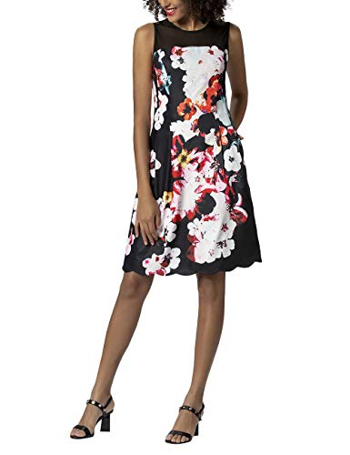 APART Fashion Dames Printed Dress Jurk