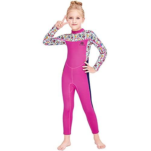 Kids Wetsuit for Girls Boys Toddlers Neoprene Full...