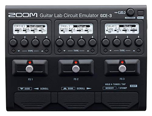 Zoom GCE-3 USB Guitar Interface