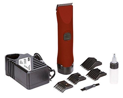 Rotschopf Esquiladora con batería y maletín con muchos accesorios. 35998