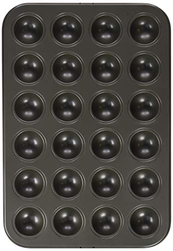 Städter Backform, Metall, schwarz, 26 x 38 x 2 cm