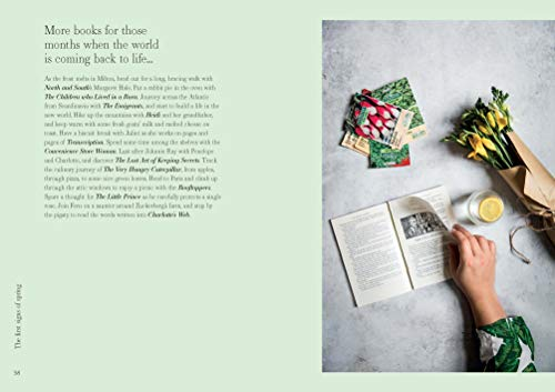 Little Library Year: Recipes and reading to suit each season