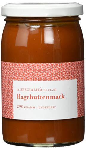Le Specialità di Viani Hagebuttenmark, 100 % Frucht, 2er Pack (2 x 290 g)