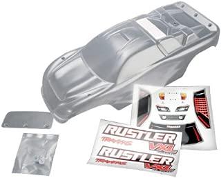 Traxxas Body Rustler (Clear) #3714