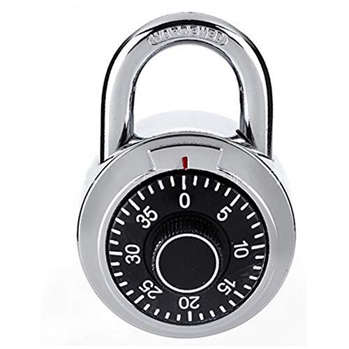 FairOnly Schlüsselschloss für Plattenspieler, Metall, groß, für Studenten, Wohnheim, Schrank